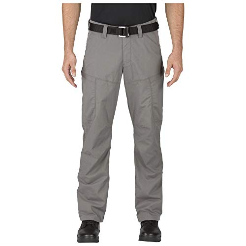 5.11 APEX EDC Stealth Cargo Pocket Tactical Pant Style 74434, Storm 28W x 32L