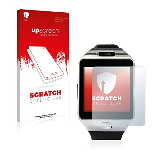 upscreen Schutzfolie kompatibel mit Yuntab SW01 – Kristallklar, Kratzschutz, Anti-Fingerprint