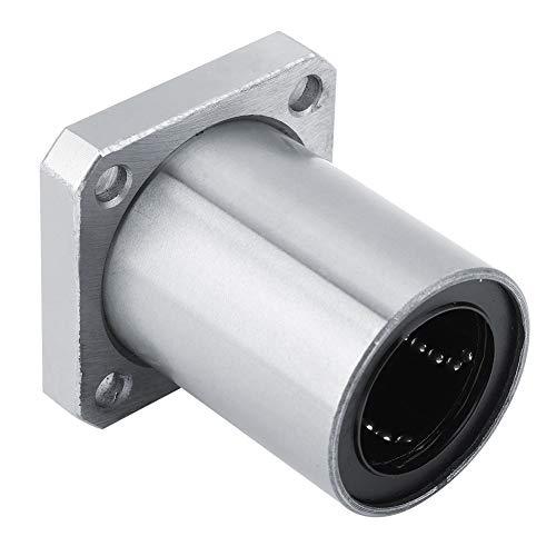 1 Piezas Rodamiento De Bolas Lineal LMK30UU/LMK40UU 30 Mm/40 Mm Rodamiento Lineal Usado Para Varios Equipos Electrónicos/Rieles Y Columnas,puñetazo(LMK40UU)