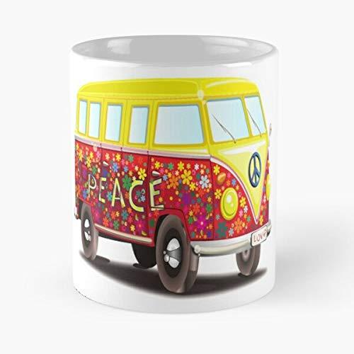 Vw Peace Kombi Classic Mug