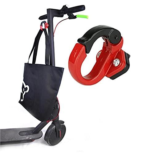 Scooter eléctrico Hook Frente Metal Claw Bolsas Casco Colgante Compatible con M365