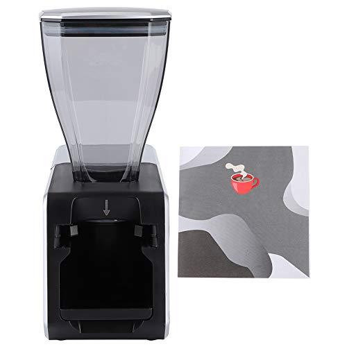 Dispensador de Polvo de cápsulas de café, Conveniente máquina llenadora de Polvo semiautomática fácil de Limpiar, Oficina para el hogar