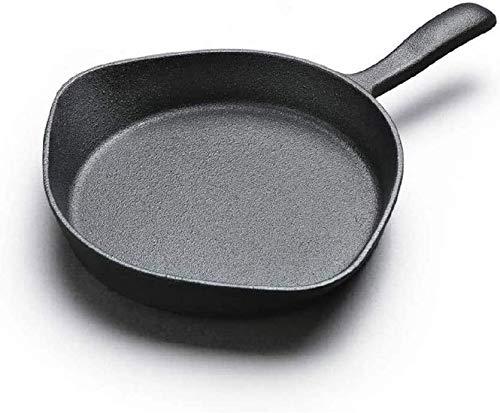 Kkcd Cocinar Pot SART Pan Professional Cocina Utensilios,Black