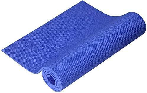 Busirsiz Estera de Yoga for Principiantes, 8 mm de Espesor, se extienden Esquina Yoga, Extender la Lona de idoneidad