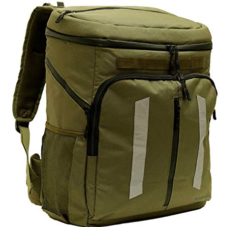 WintersAir Backpack Cooler: 30 Cans Capacity Cooler Backpack Insulated Waterproof, Large Capacity Leak-Proof Insulated Backpack for Hiking, Beach, Day Trips, Fishing, Picnic, Park, Travel, Theme Parks
