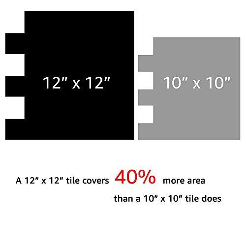 Art3d 10-Sheet Self-Adhesive Tile Backsplash for Kitchen, Vinyl Decorative Tiles, 12