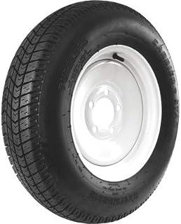 Rim Only Martin Wheel 8in Model Number R-858-4-VN Standard Trailer Tire Wheel 4-Hole