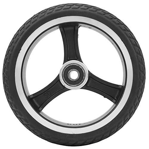 Neumático de Scooter eléctrico, neumático Trasero sólido, diseño de panales de Abeja, Absorbe los Golpes, 1 Pieza, Rueda Trasera de Scooter eléctrico, reparador para Rueda Trasera de 6.5