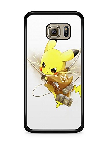 Coque Samsung Galaxy S7 Edge Pokemon go Team Pokedex Pikachu Manga Valor Mystic Instinct Case