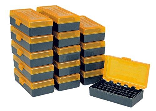 Smart Reloader SMARTRELOADER Caja de Municion #11, 50 municiones en Calibre 9x19.380ACP - Pack Ahorro de 15 Cajas