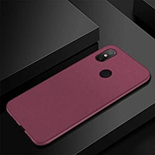 CRISTY-Fitted Cases - UPaitou Case for for Xiaomi Redmi 7A Note 7 5 4 4X 5A Prime 6 K20 Pro 6A S2 GO Anti Fingerprint Case...