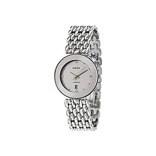 Rado Herren-Armbanduhr 32mm Armband Edelstahl Schweizer Quarz Analog R48742103