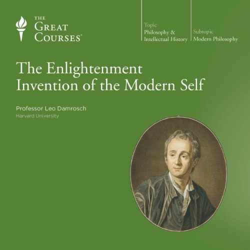 『The Enlightenment Invention of the Modern Self』のカバーアート