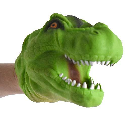 Marioneta Dinosaurio  marca NOVELTY GIANT WWW.NOVELTYGIANT.COM
