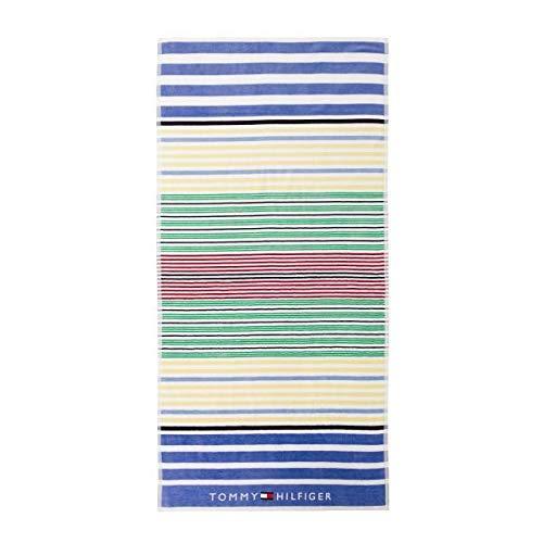 Tommy Hilfiger Strandtuch Madison Blue 90 x 180