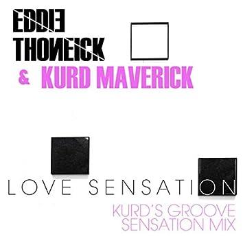 Love Sensation (Kurd's Groove Sensation Mix)