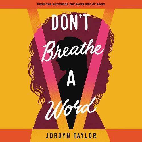 Couverture de Don't Breathe a Word