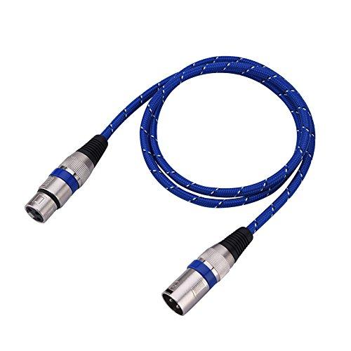 Cable Xlr 20m  marca Richer-R