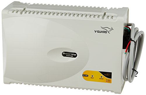V-Guard VG 400 for 1.5 Ton A.C (170V to 270V) Voltage Stabilizer...