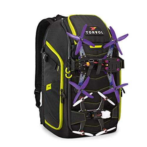 Torvol FPV Racing Freestyle Drohnen Rucksack Quad Pitstop Backpack Pro