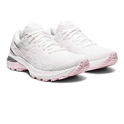 ASICS GT-2000 9, Zapatillas de Running Mujer, White Pink Salt, 41.5 EU