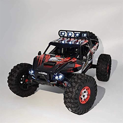 70km 1/12 Escala de Control 4CHRemote coche todo terreno Drift Racing Car / H Hight Speed todos los terrenos eléctrico de juguete Off Road RC Monster Truck vehículos orugas adultos regalo for los ni
