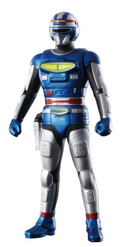 Space Sheriff Shaider (PVC Figure)