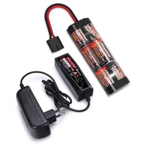 Traxxas TRX2984 - Cargador de batería (8,4 V, 3000 mAh)