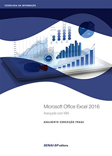 Microsoft office excel 2016 avançado com vba