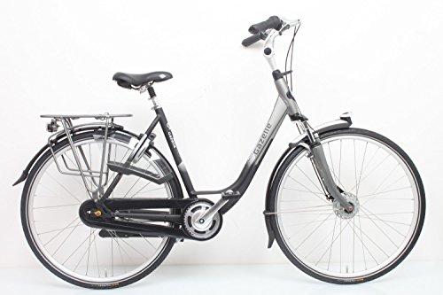 Gazelle Arroyo C7+ - Bicicleta de ciudad para mujer (2016, a