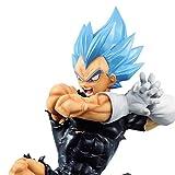 DDRAGON Ball - Vegeta Super Saiyan God BLU Tag Fighters Figure