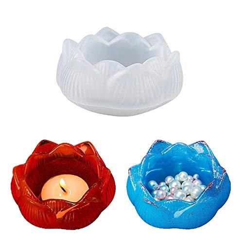 Molde Silicona Resina,molde de silicona para hacer moldes de resina epoxi, para decoración del hogar, manualidades y bricolaje