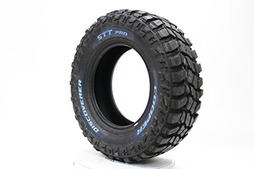 Cooper Tire Discoverer STT PRO All- Season Radial Tire - LT215/85R16 115Q