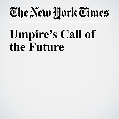 Umpire's Call of the Future cover art