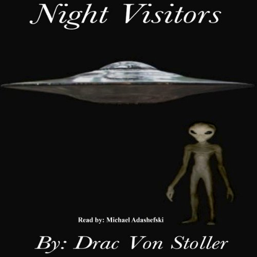 Night Visitors audiobook cover art