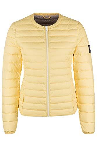ECOALF Damen Daunenjacke Usuahia Light Yellow - XL