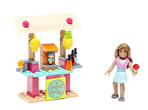 Mega Construx American Girl Activities - Kanani Ice Shave Stand