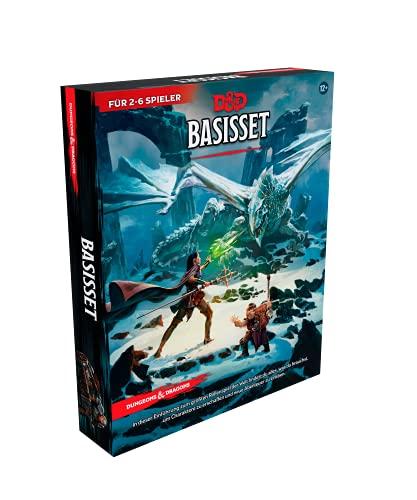 Dungeons & Dragons Basisset (Deutsche Version)