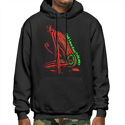 Low End Theory Lightweight Hoodie Men Hooded Sweatshirt Pocket Pullover Small