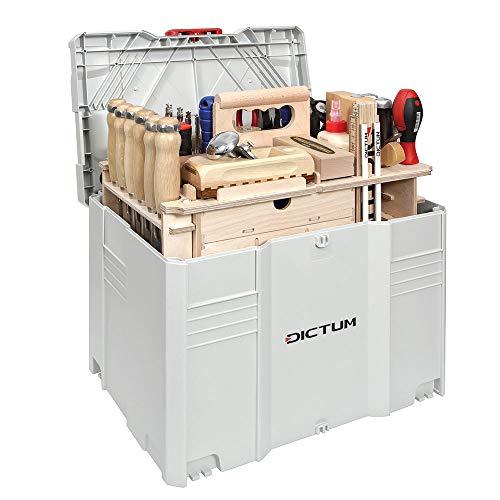 Preisvergleich Produktbild Systainer T-LOC mit DICTUM Werkzeugträger »Schreinerei,  Innenausbau«