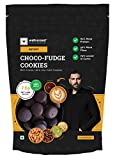 Ketofy Choco Fudge Keto Cookies, a healthier and tastier alternative to your cookie cravings, have been created from all-natural ingredients like almonds, chia seeds, sunflower seeds, flax seeds, psyllium husk, coconut, and watermelon seeds. These in...