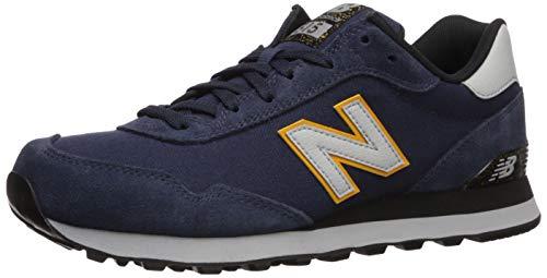 New Balance 515, Zapatillas Hombre, Azul (Navy Navy), 43 EU