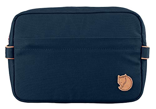 FJÄLLRÄVEN Travel Toiletry Bag Portefeuilles et Petits Sacs Mixte Adulte, Bleu (Navy), 25 Centimeters