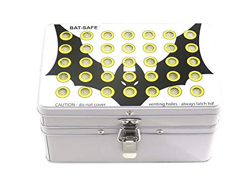 BAT-SAFE - Mini LiPo Akku Ladegerät Safe Box