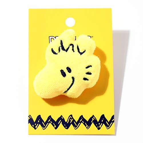 ピーナッツの仲間たち ピンバッジ - かわいい スヌーピー , チャーリー・ブラウン, ウッドストック (ウッドストック Woodstock) [並行輸入品]