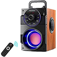 TAMPROAD Portable Bluetooth Speakers with Woofer
