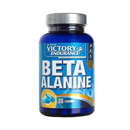 Victory Endurance Beta Alanine. Increases Endurance, Improves Muscle Contraction and Delays Fatigue (90 Caps)