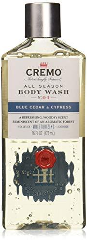 Cremo Inc Cremo Blue Cedar & Cyprus Body Wash - 16oz, 16 Oz 1
