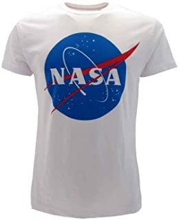 Nasa T-Shirt Originale National Aeronautics And Space Administration
