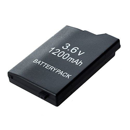 Cikuso Bateria de Repuesto Recargable Compatible con Sony PSP 2000